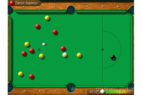 Arcade Pool II Download on Games4Win