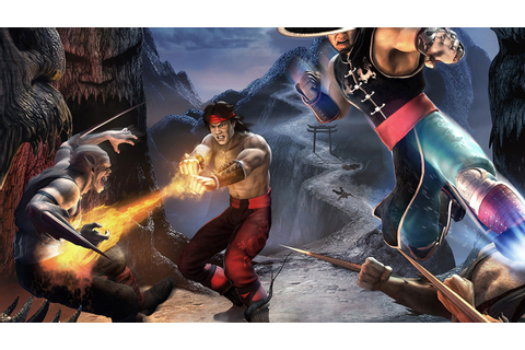 Mortal Kombat Shaolin Monks Pc Game Free Download Full ...