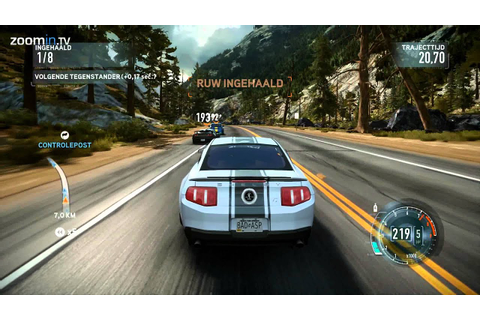 Need for Speed The Run - PC Gameplay - 1080p Full HD Maxed ...