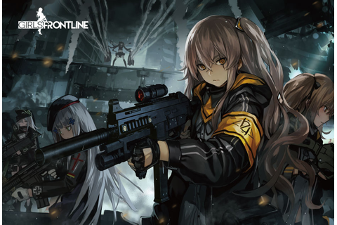 Girls' Frontline - Mobile Strategy Game - Official English ...
