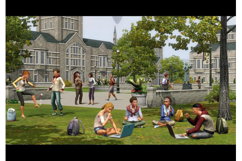 The Sims 3 University Life | PC / MAC Game Key | KeenShop