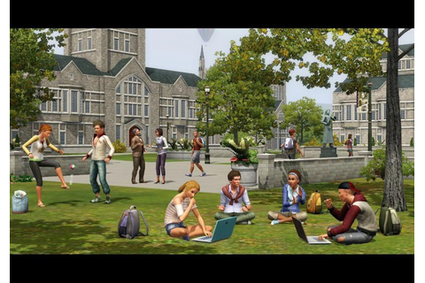 The Sims 3 University Life | PC Game Key | KeenGamer