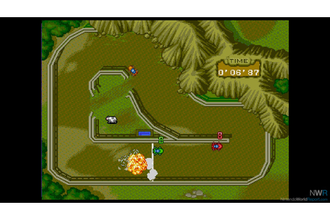 Moto Roader MC - Game - Nintendo World Report