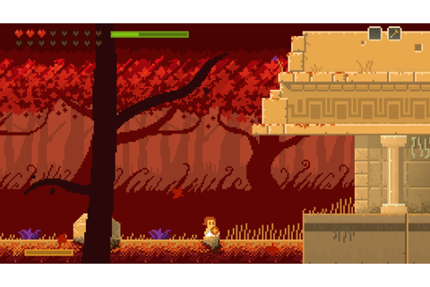 Niche Spotlight - Elliot Quest: A Modern Tribute to Zelda ...