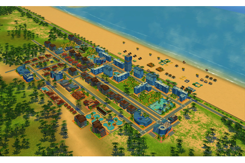 Otel Simülasyonu: Beach Resort Simulator