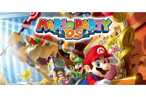 Mario Party DS | Nintendo DS | Games | Nintendo