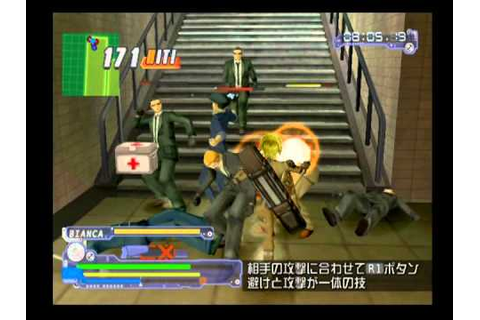PS2] Cowboy Bebop: Tsuioku no Serenade Gameplay - YouTube