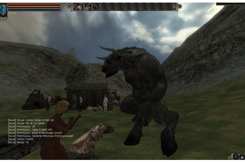 Minotaur | Mortal Online Wiki | Fandom powered by Wikia