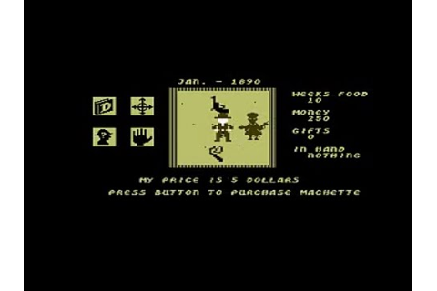 Heart of Africa - C64 (EA 1985) - YouTube