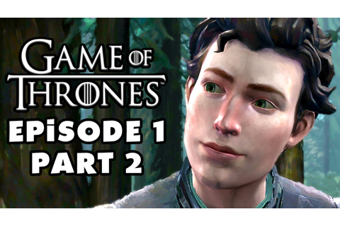 Game of Thrones - Telltale Games - Episode 1: Iron from ...