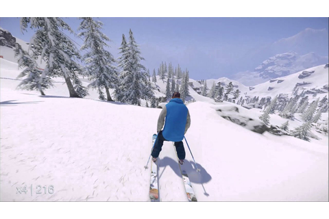 SNOW the PC and PS4 Ski and Snowboard Game Review | SNOW ...