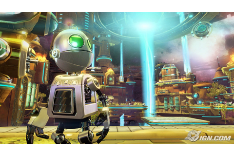 Ratchet and Clank: A Crack in Time preview and screens ...