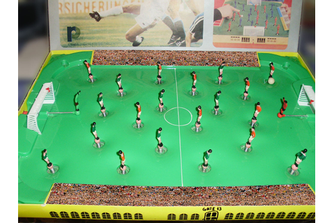 Table Soccer (board game) - Wikipedia