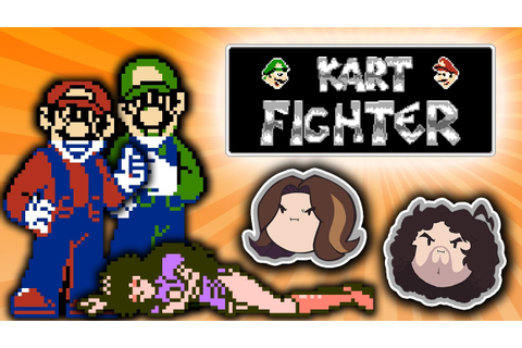 Kart Fighter - Game Grumps VS - YouTube