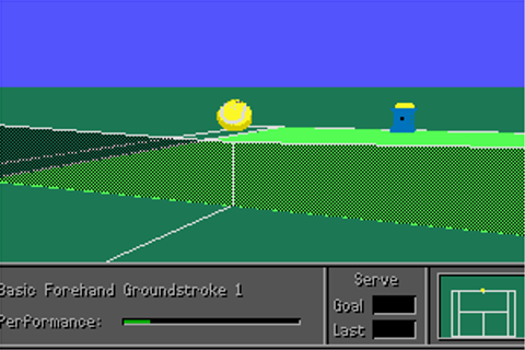 Download 4D Sports Tennis - My Abandonware