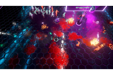 Neon Arena - Download Free Full Games | Arcade & Action games