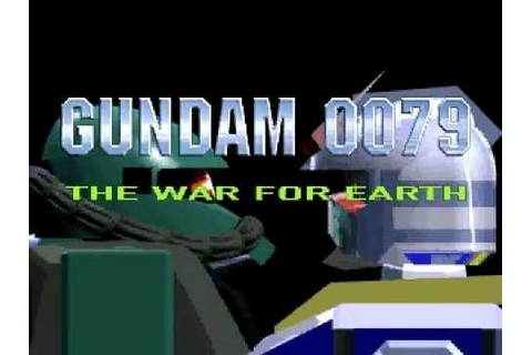 Gundam 0079: The War for Earth Trailer - YouTube