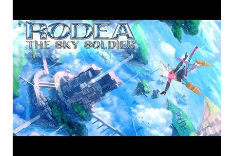 Unboxing ~ Rodea the Sky Soldier Special Edition + Wii ...