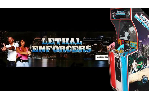 Lethal Enforcers Arcade (1992) Playthrough! - YouTube