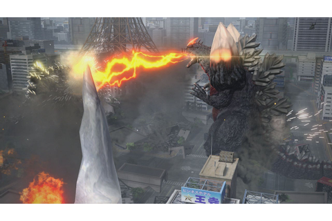 Godzilla: The Game Review - IGN
