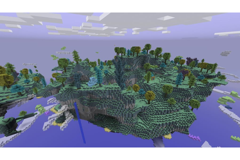 Aether II for Minecraft - Download