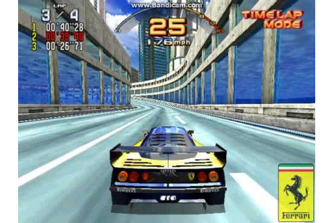 Scud Race/Sega Super GT gameplay - YouTube