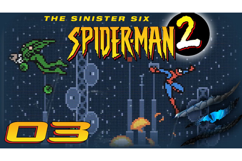 Spider-Man 2: The Sinister Six (GameBoy Color) #003 ...