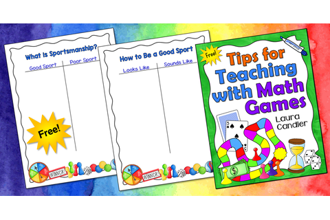 Corkboard Connections: Tips for Using Math Games ...