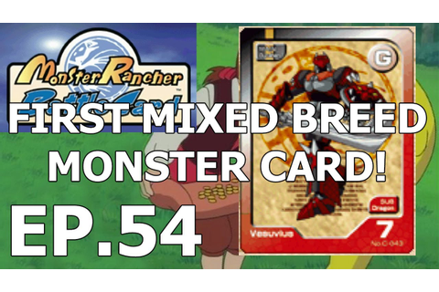 Monster Rancher Battle Card PSX Game Ep.54 - Welcome to ...