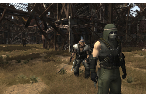 The 8 Coolest Wastelands in Videogames :: Games :: Lists ...