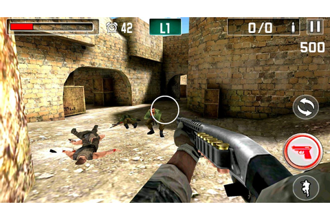 Gun Shoot War APK Download - Free Action GAME for Android ...