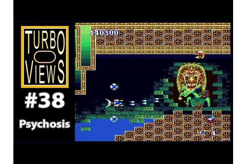 """Psychosis"" - Turbo Views #38 (TurboGrafx-16 / Duo game ..."