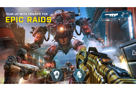RPG shooter Shadowgun Legends goes live in the App Store ...