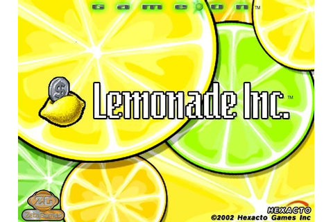 Download Lemonade Tycoon (Windows) - My Abandonware