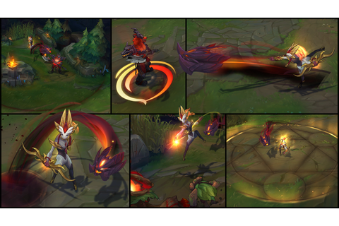 Image - Kindred Shadowfire Screenshots.png | League of ...