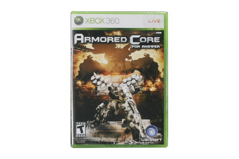 Armored Core: For Answer Xbox 360 Game - Newegg.com