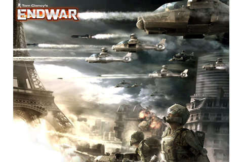 Tom Clancys Endwar Wallpaper Wallpapers Free Download Pictures
