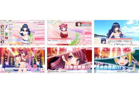 Venus Project Idol Story Gets Summer TV Anime After Vita ...