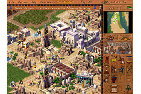 Pharaoh (video game) - Wikipedia