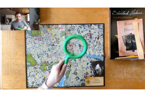 Sherlock Holmes Consulting Detective - How to Play ...