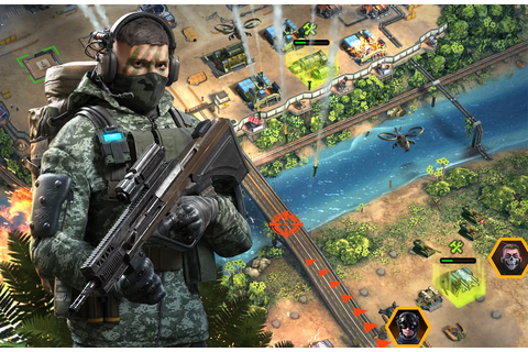 Soldiers Inc: Mobile Warfare | Mobile Games | Plarium.com