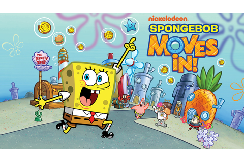 SpongeBob Moves In - Android Apps on Google Play