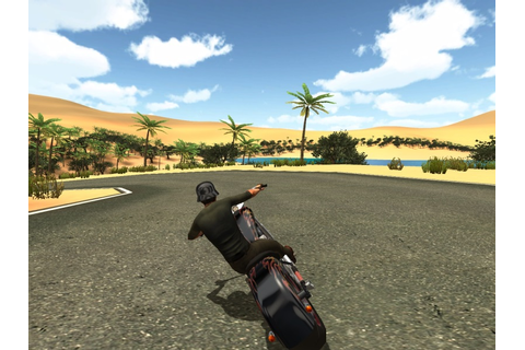 WILD an arcade chopper bike racing game - Unity Forum