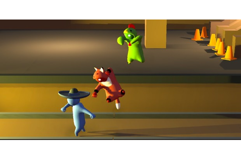 Gang Beasts | Rock, Paper, Shotgun - PC Game Reviews ...