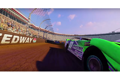 Dirt racing included in NASCAR Heat 3 - Racing News