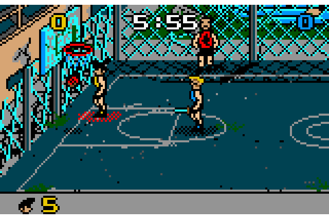 Basketbrawl (Atari Lynx) | The Gamesmen