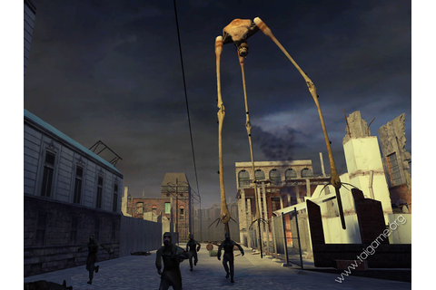Half-Life 2 - Tai game | Download game Hành động