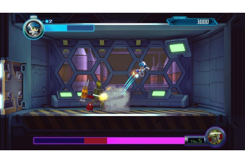 Mighty No. 9 download torrent for PC