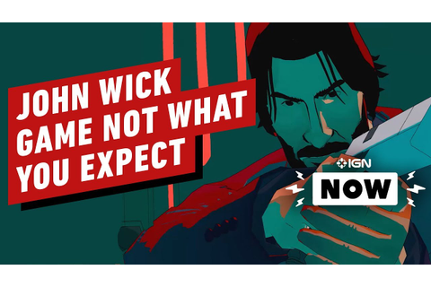 John Wick Hex Is an Action Strategy Game - IGN Now - YouTube