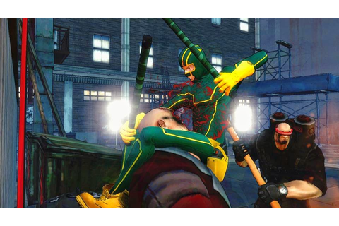 GAMES ZONE: Kick Ass 2 Game Free Download For PC